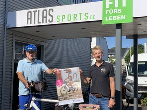 Stadtradeln Partner ATLAS Sports