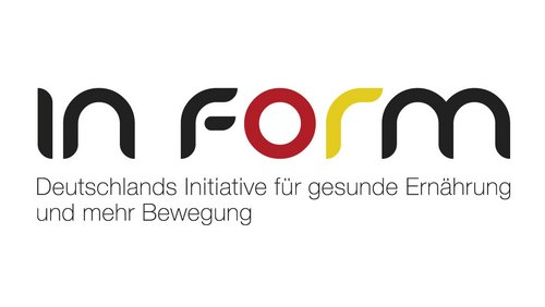 Logo der Initiative IN FORM